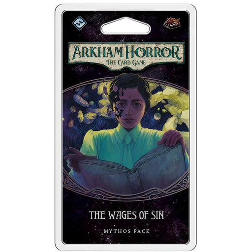 Arkham Horror LCG: The Wages of Sin-LVLUP GAMES