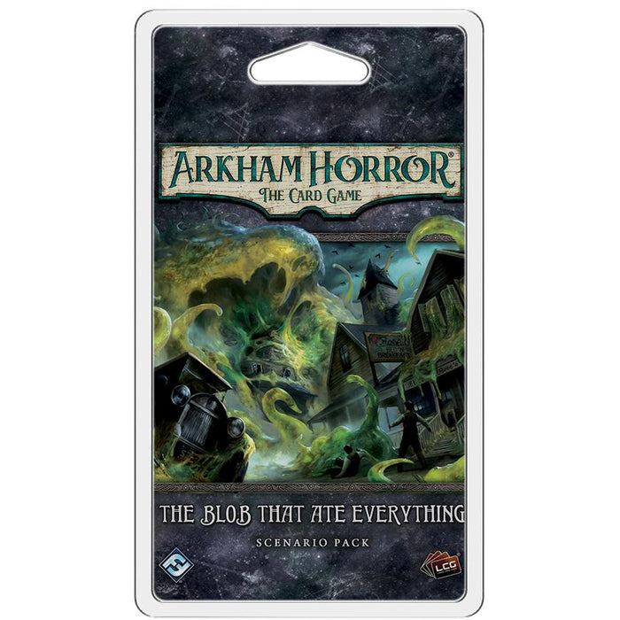 PRE-ORDER | Arkham Horror LCG: The Blob That Ate Everything-LVLUP GAMES