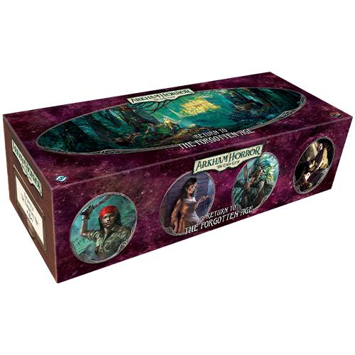 PRE-ORDER | Arkham Horror LCG: Return To The Forgotten Age-LVLUP GAMES