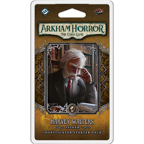 PRE-ORDER | Arkham Horror LCG: Harvey Walters Investigator Deck-LVLUP GAMES