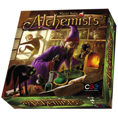 Alchemists-LVLUP GAMES