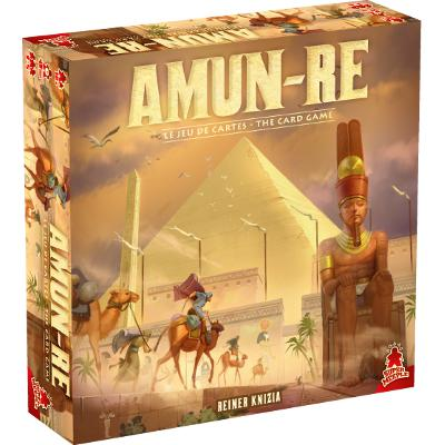 Amun-Re: The Card Game-LVLUP GAMES