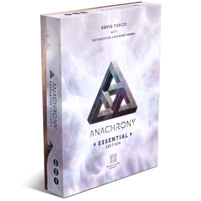 Anachrony: Essential Edition (2nd Edition)-LVLUP GAMES