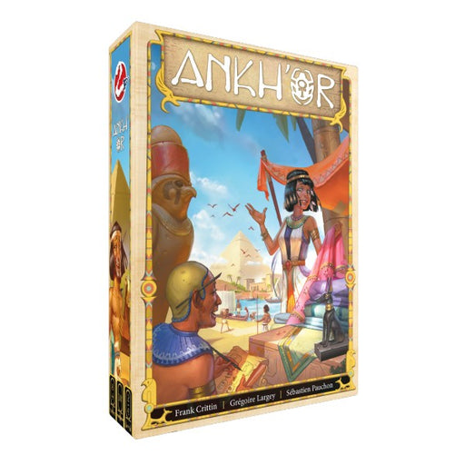 Ankh'or-LVLUP GAMES