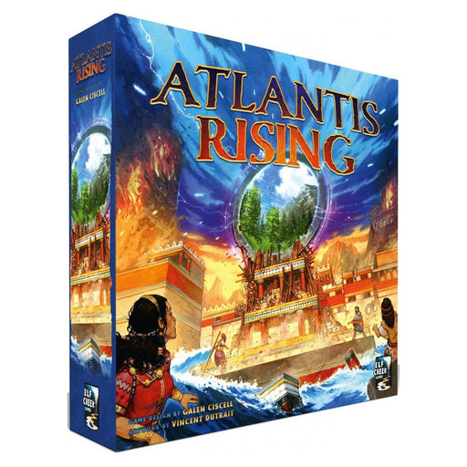 PRE-ORDER | Atlantis Rising (2nd Edition)-LVLUP GAMES