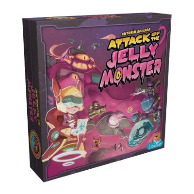 Attack of the Jelly Monster-LVLUP GAMES