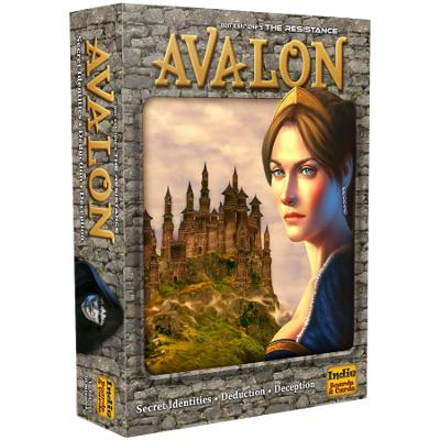 The Resistance: Avalon-LVLUP GAMES