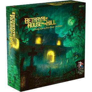 Betrayal at House on the Hill-LVLUP GAMES