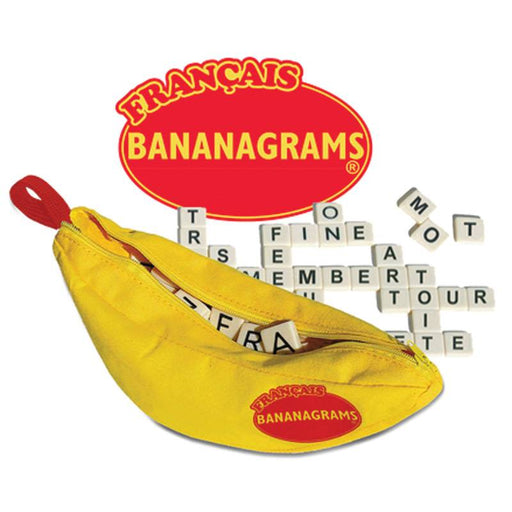 Bananagrams (French Language Edition)-LVLUP GAMES