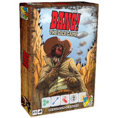 BANG! The Dice Game-LVLUP GAMES