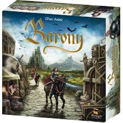 Barony-LVLUP GAMES
