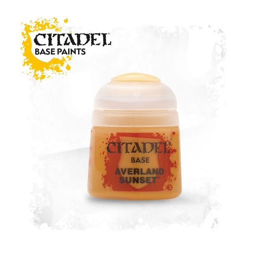 Citadel Paint: Base - Averland Sunset (12ml)-LVLUP GAMES