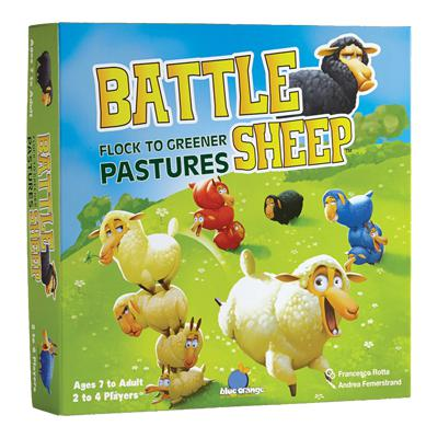 Battle Sheep-LVLUP GAMES