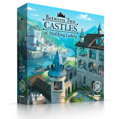 Between Two Castles of Mad King Ludwig-LVLUP GAMES