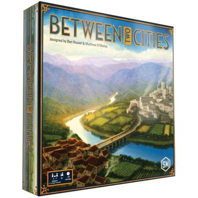 Between Two Cities-LVLUP GAMES
