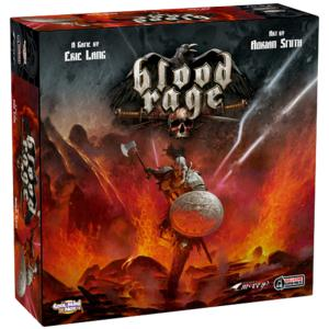 Blood Rage-LVLUP GAMES