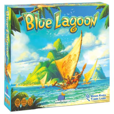 Blue Lagoon-LVLUP GAMES