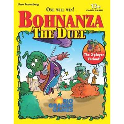 Bohnanza: The Duel-LVLUP GAMES