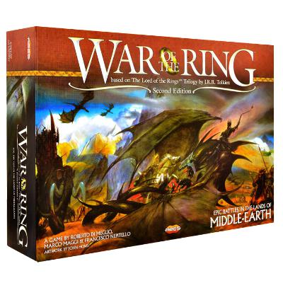 War of the Ring (2nd Edition)-LVLUP GAMES