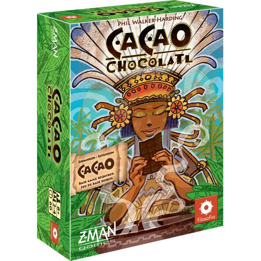 Cacao: Choclatl-LVLUP GAMES