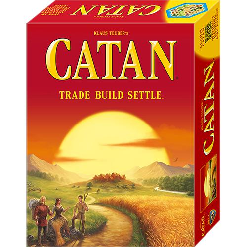 Catan-LVLUP GAMES