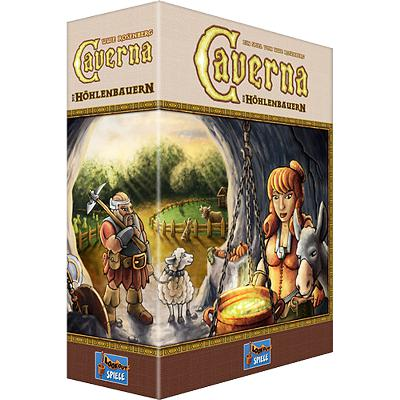 Caverna: The Cave Farmers-LVLUP GAMES