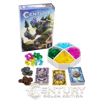 Century: Golem Edition-LVLUP GAMES