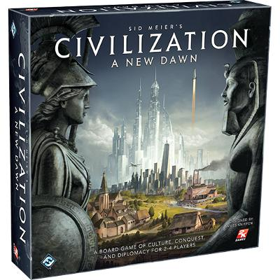 Civilization: A New Dawn-LVLUP GAMES