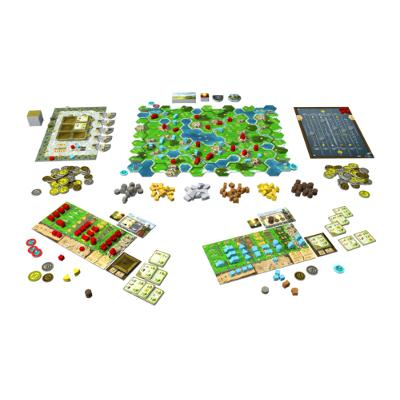 Clans of Caledonia-LVLUP GAMES