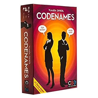 Codenames-LVLUP GAMES