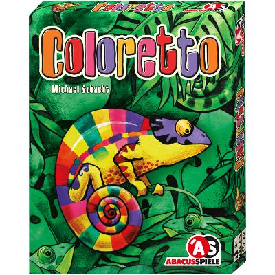 Coloretto-LVLUP GAMES