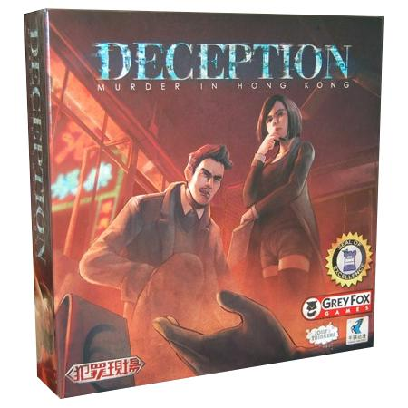 Deception: Murder In Hong Kong-LVLUP GAMES