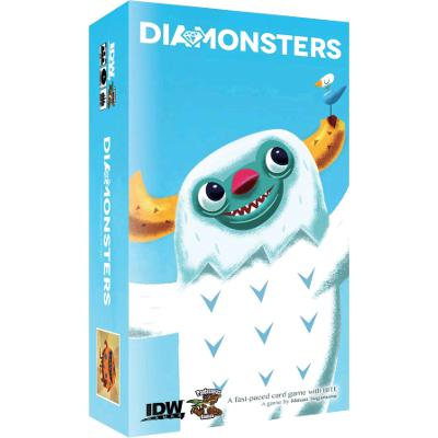 Diamonsters-LVLUP GAMES