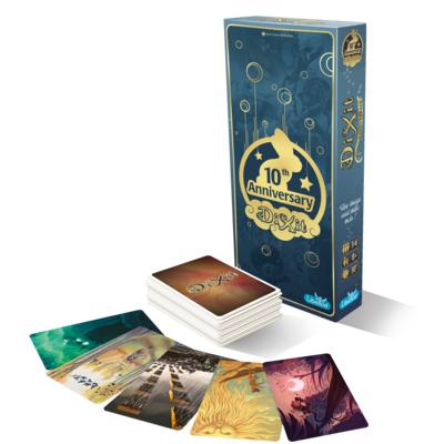 Dixit: 10th Anniversary-LVLUP GAMES