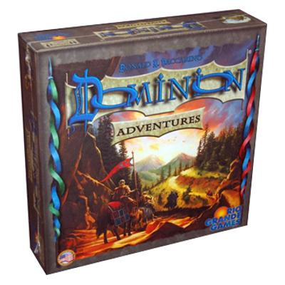 Dominion: Adventures-LVLUP GAMES