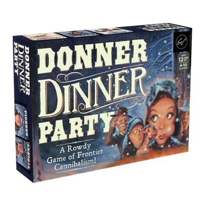 Donner Dinner Party-LVLUP GAMES
