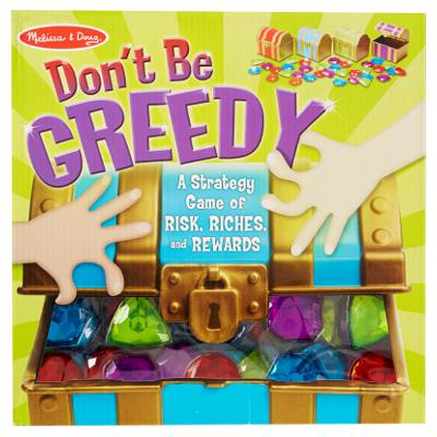 Don't Be Greedy-LVLUP GAMES