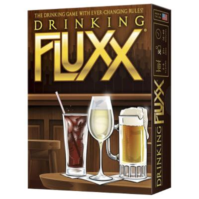 Drinking Fluxx-LVLUP GAMES