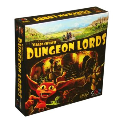 Dungeon Lords-LVLUP GAMES