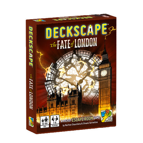 Deckscape: The Fate of London-LVLUP GAMES