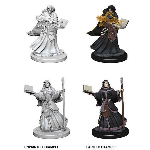 D&D Nolzur's Marvelous Miniatures:  Human Female Wizard -LVLUP GAMES