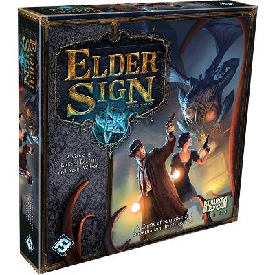 Elder Sign-LVLUP GAMES
