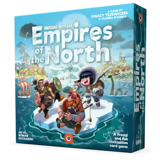Imperial Settlers: Empires of the North-LVLUP GAMES