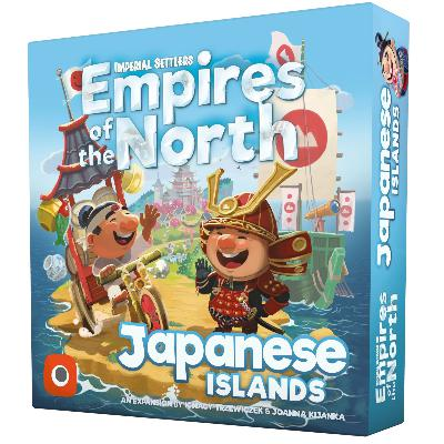Imperial Settlers: Empires of the North - Japanese Islands-LVLUP GAMES