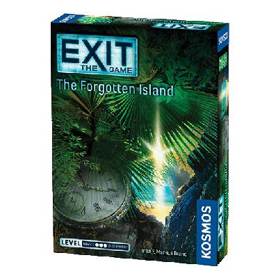 EXIT: The Forgotten Island-LVLUP GAMES