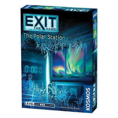 EXIT: The Polar Station-LVLUP GAMES