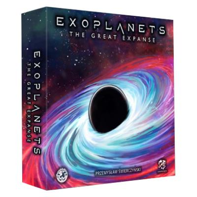 Exoplanets: The Great Expanse-LVLUP GAMES