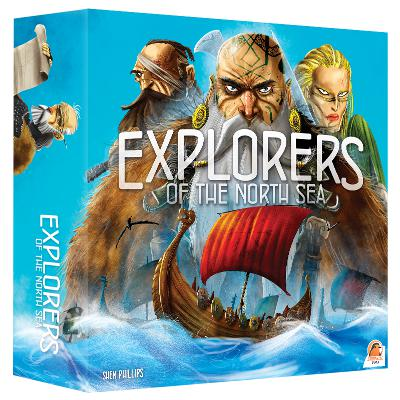 Explorers of the North Sea-LVLUP GAMES