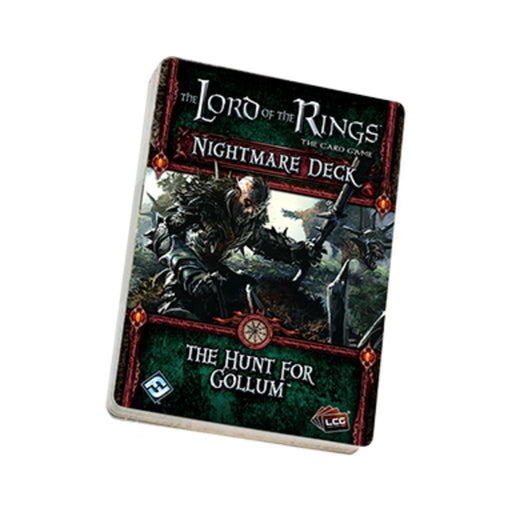 Lord Of The Rings Lcg: The Hunt For Gollum Nightmare