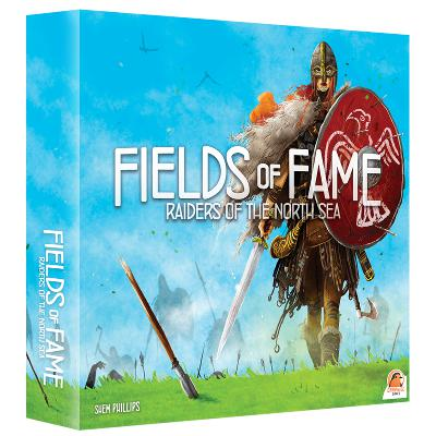 Raiders of the North Sea: Fields of Fame-LVLUP GAMES